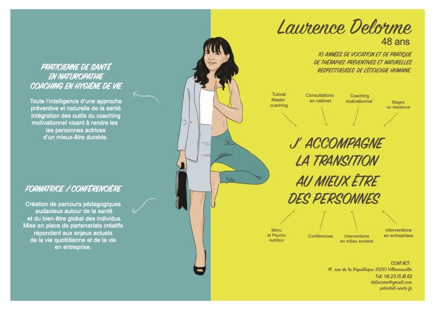 CV Laurence Delorme